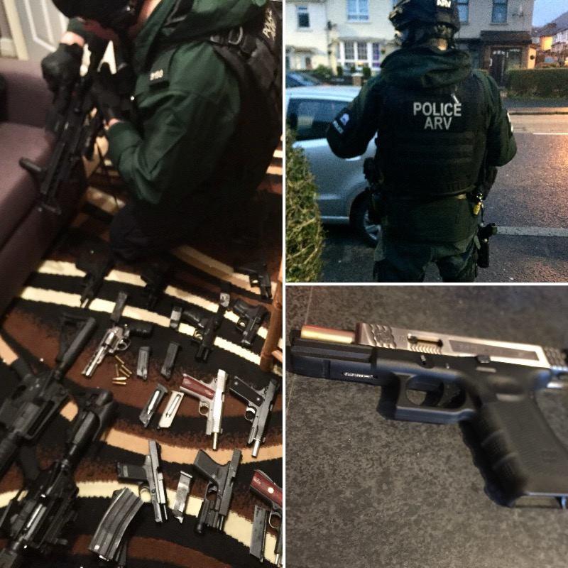 Foto: Policie Belfast.