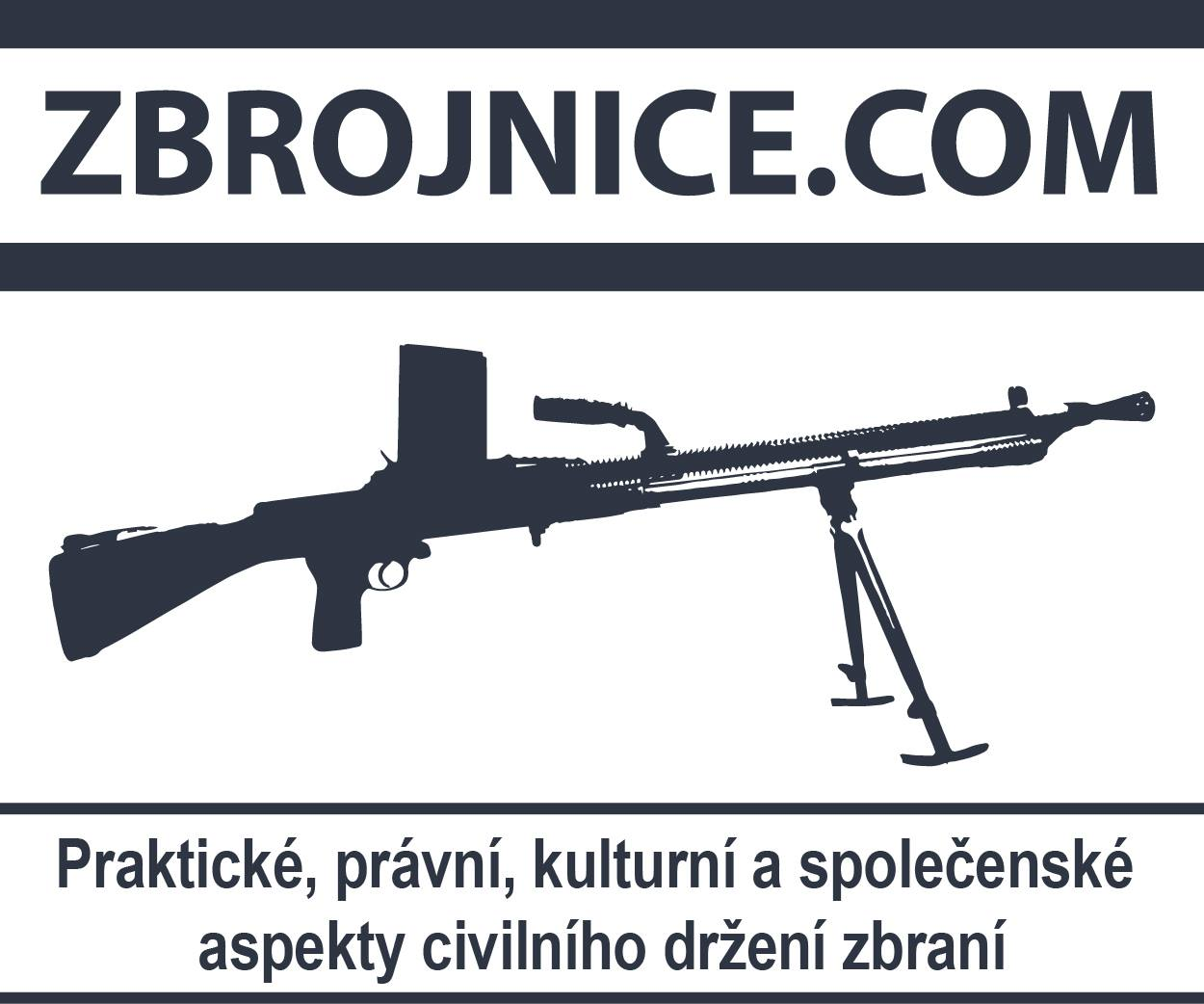 Zbrojnice.com - praktické, právní, kulturní a společnské aspekty civilního držení zbraní.