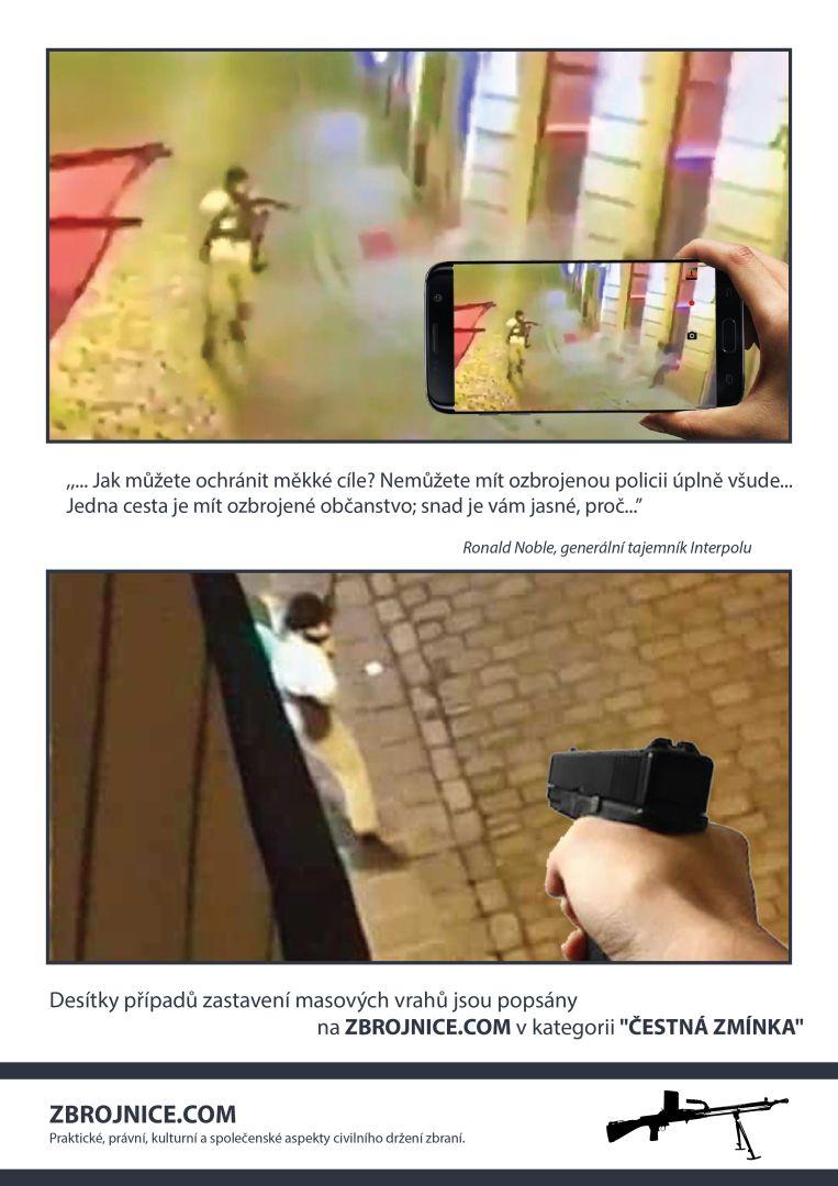 Teroristický útok ve Vídni 2020.